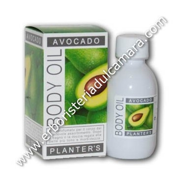 Olio Corpo Avocado Body Oil (150 ml) Planters - Cosmesi
