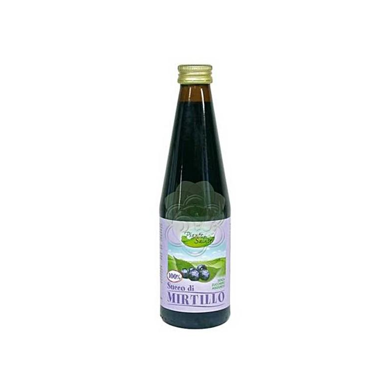 Succo di Mirtillo Nero (330 ml) Beutelsbacher-Farmaderbe - Microcircolo