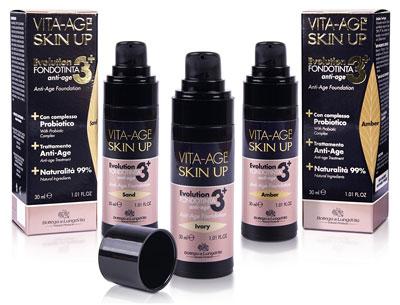 Skin Up Evolution Fondotinta Vita Age