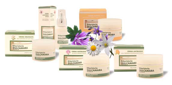 Linea Cosmetica Erboristeria Dulcamara